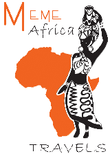 MEME AFRICA TRAVELS Logo